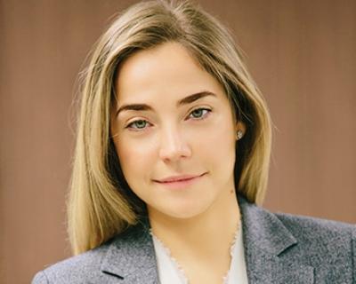 Lucía Goy Mastromiechele, Premi FPdGi Empresa 2021