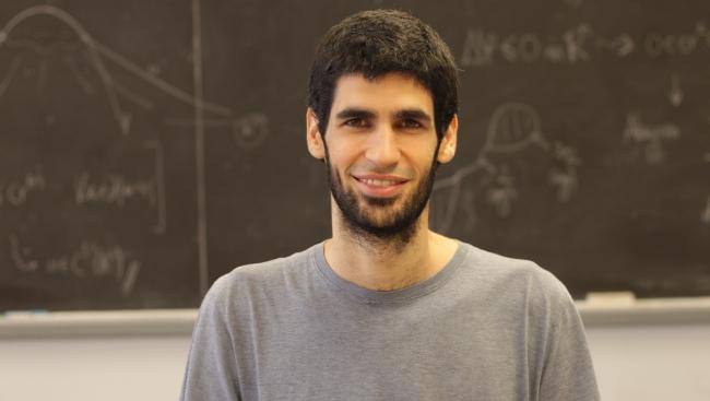 Xavier Ros-Oton, Premi Fundació Princesa de Girona Recerca Científica 2019