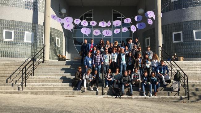 Recordem en imatges la nostra tercera Expedició Pedagògica a Galícia