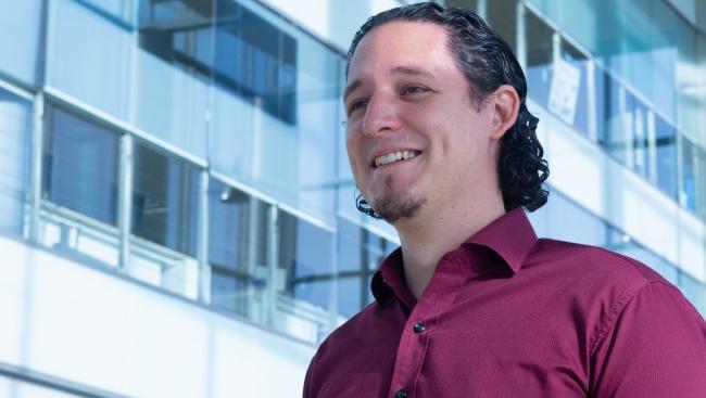 El químic valencià Rubén Darío Costa Riquelme, Premi FPdGi Recerca CIentífica