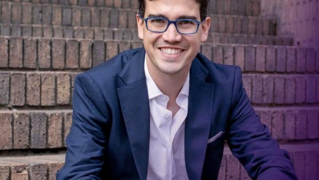 L'emprenedor social colombià Juan David Aristizábal, Premi Internacional 2021