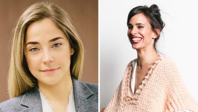 PREMI EMPRESA: Els projectes de Lucía Goy Mastromiechele y Pepita Marín Rey-Stolle